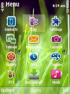 Plants Vs Zombies for Nokia E71 Free Download