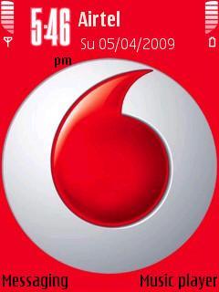 Vodafone  By Tukuu
