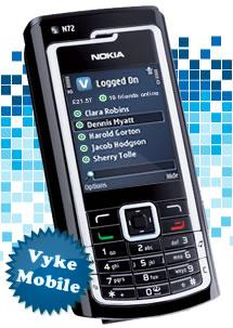 Vyke Mobile Symbian non-WiFi