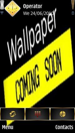 Walpaper Coming Soon