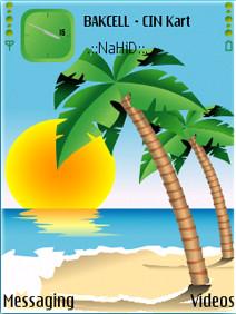 Warm Sand Theme