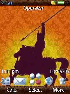 Warrior Shivaji