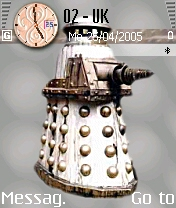Weapons Dalek