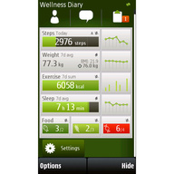 Wellness Diary Beta