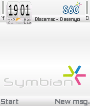 White Symbian
