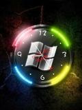 Windows 7 clock701