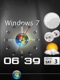 windows 7 system clock