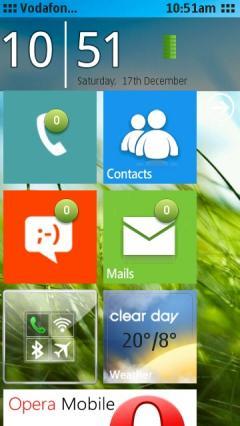 Windows Phone Light for Nokia 5230 / 5232 / 5233 Nuron Free Download