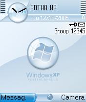 Windows Xp Blue