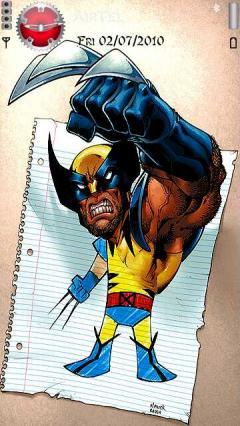 Wolverine 3d