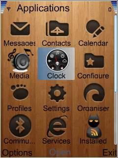 Woody Icons