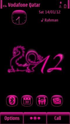 Year Of Dragon 2012